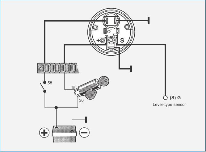 Schema Elettrico Galleggiante Serbatoio : Il meglio di potere sensore livello carburante vdo indicatore