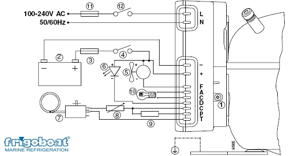 danfoss compressor 12v wiring diagram   37 wiring diagram