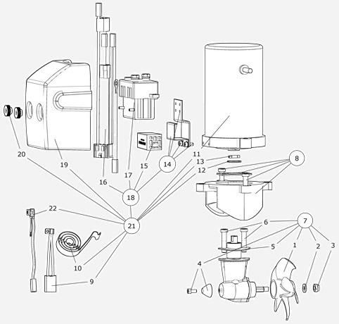 Side Power By Sleipner Motor Eliche Di Manovra Sp Series